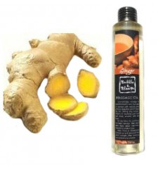 massage oil ginger