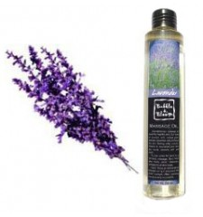 massage oil lavander