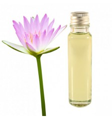 essential oil lotus