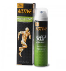 tiger balm active muscle spray