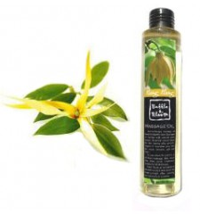 massage oil ylang ylang