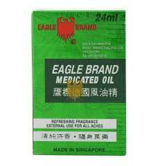 eagle brand medicated oil 24ml