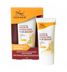 tiger balm neck and shoulder boost 50gr