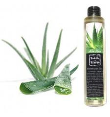 massage oil aloe vera